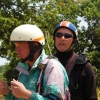 tandem paragliding Olympic Wings Greece - passengers