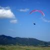 Kalipefki Mount Olympus - John Ellison flying Ozone Mantra R10.2