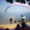 paragliding at Mouzaki Mountain Festival