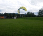 Olympic Wings at Sky Paragliders Final step Inflation of the Glider 04