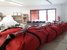 Olympic Wings at Sky Paragliders Rescue parachute reserve Repack Sky System 2 Sky Spare light 01