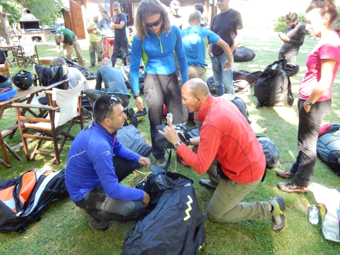 Paragliding Greece: Equipment Service