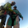 Safe tandem paragliding training Course with Olympic Wings Mt Olympus Greece
