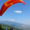 Tandem paragliding training Course with Olympic Wings Mt Olympus Greece
