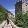 Platamonas - Railway at the castle
