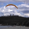landing at the beach of Neos Panteleimonas