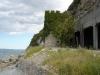 railway below the castle of Platamonas