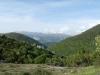 view from take-off Asprangelous to Pindos mpuntain range