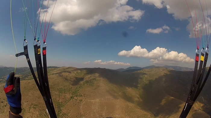XC with Simon Kirsch - Moselglider | Paragliding Hellas - Flying in