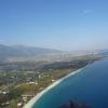 XC seminar at Mount Olympus with Bruce Goldsmith - beach Olympus